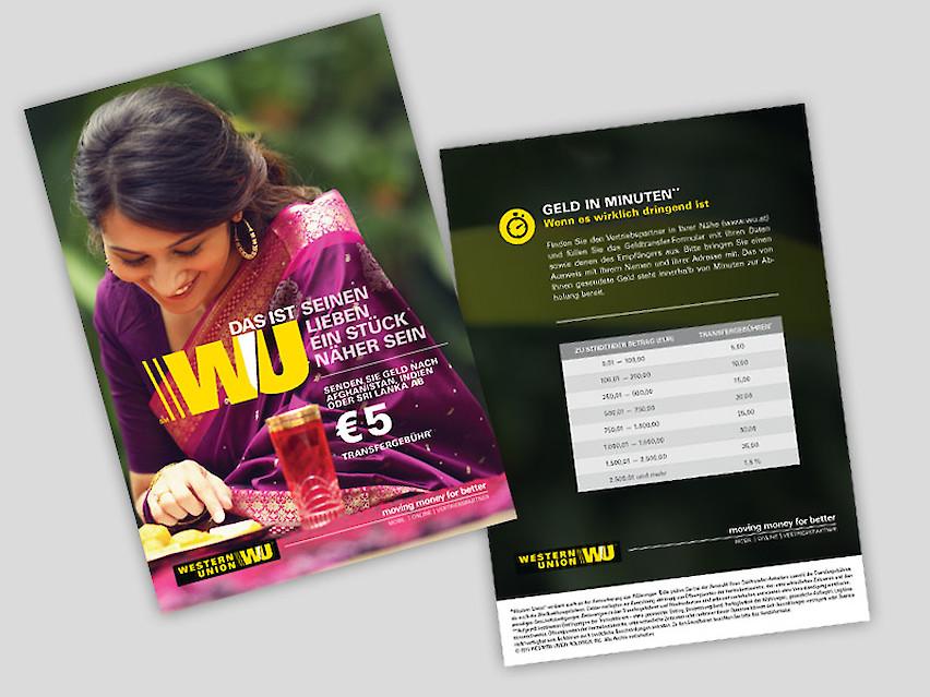 Western Union Agentur